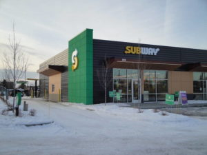 The Alaska 100 subscribers get Subway exclusive offer
